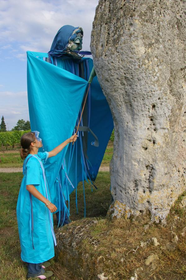 Fiesta del solsticio menhir de pierrefitte site de l - Office de tourisme pierrefitte nestalas ...