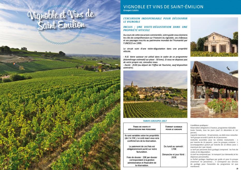 Vignoble et vins de saint emilion site de l 39 office de tourisme du grand saint emilionnais - Office du tourisme de saint emilion ...