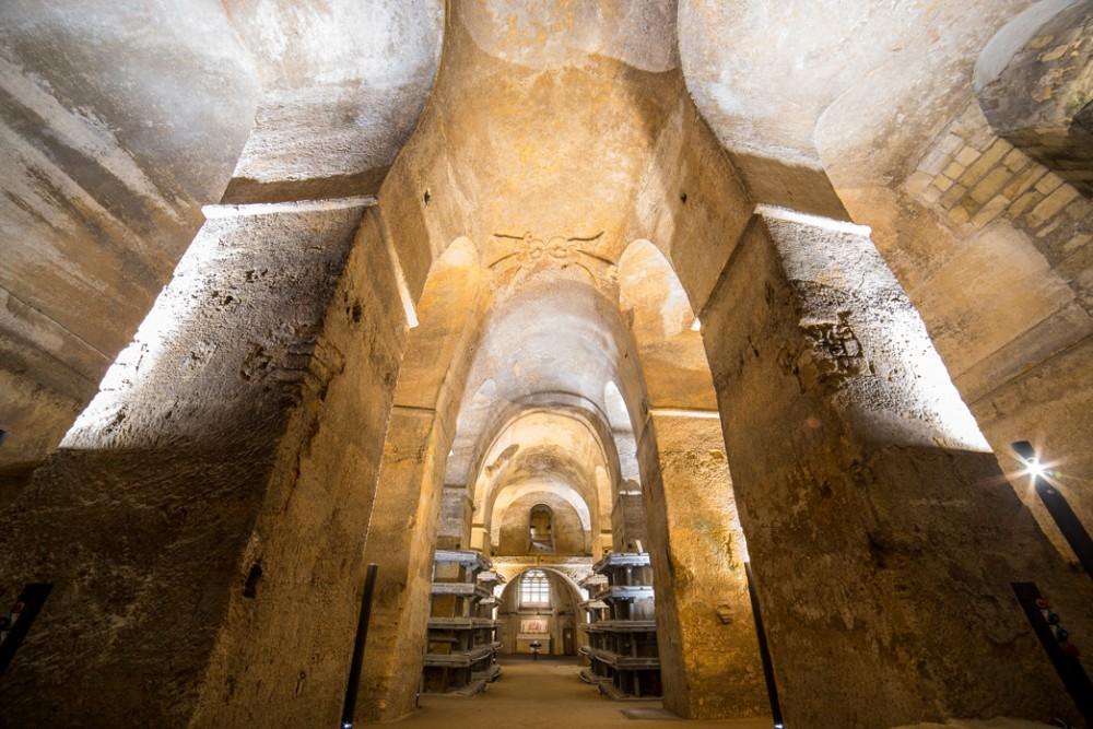 Saint emilion souterrain the private tour site de l 39 office de tourisme du grand saint - Office du tourisme de saint emilion ...