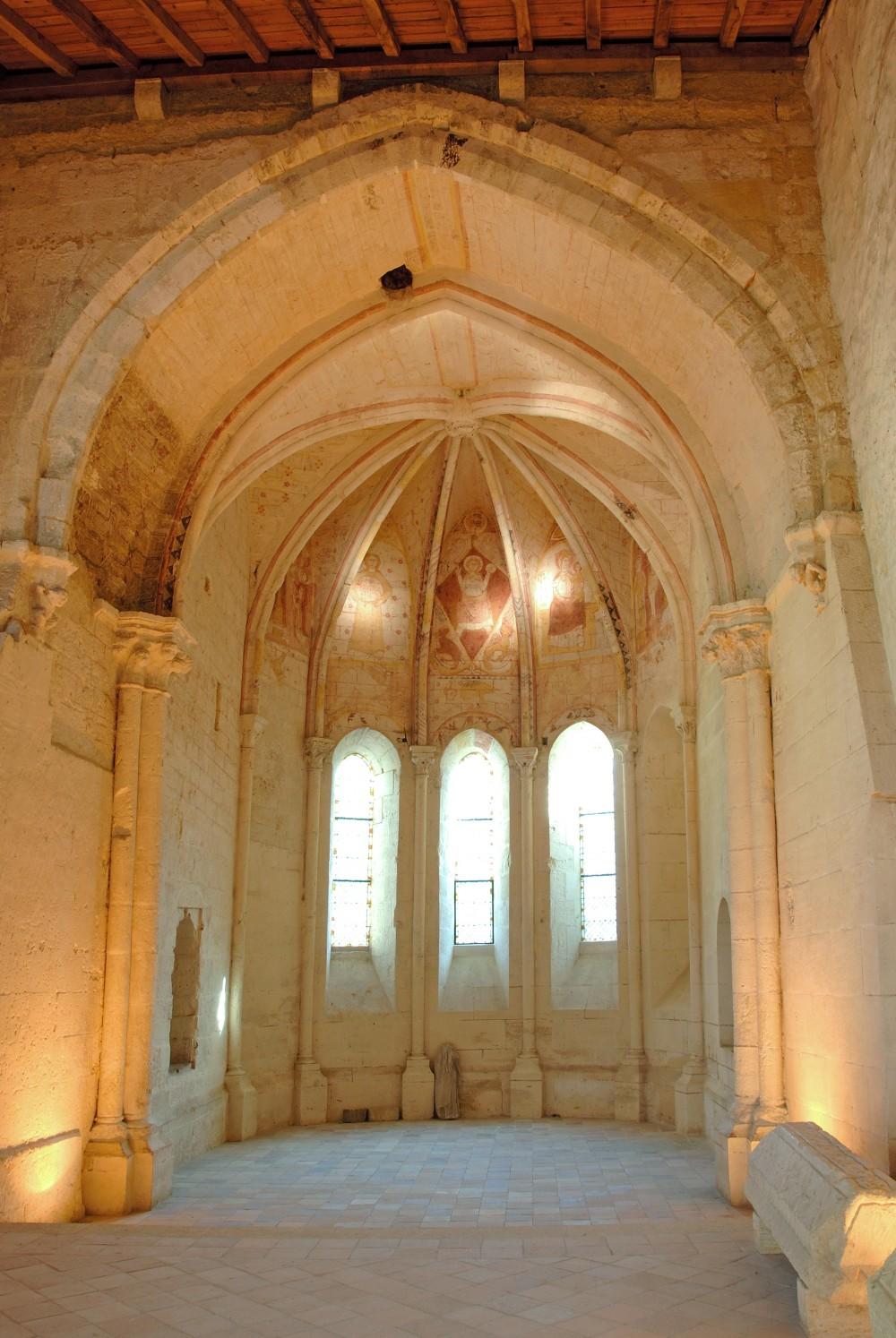 Saint emilion souterrain site de l 39 office de tourisme du grand saint emilionnais - Office du tourisme de saint emilion ...