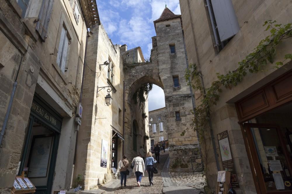 Saint emilion cite medievale site de l 39 office de tourisme du grand saint emilionnais - Office du tourisme st emilion ...