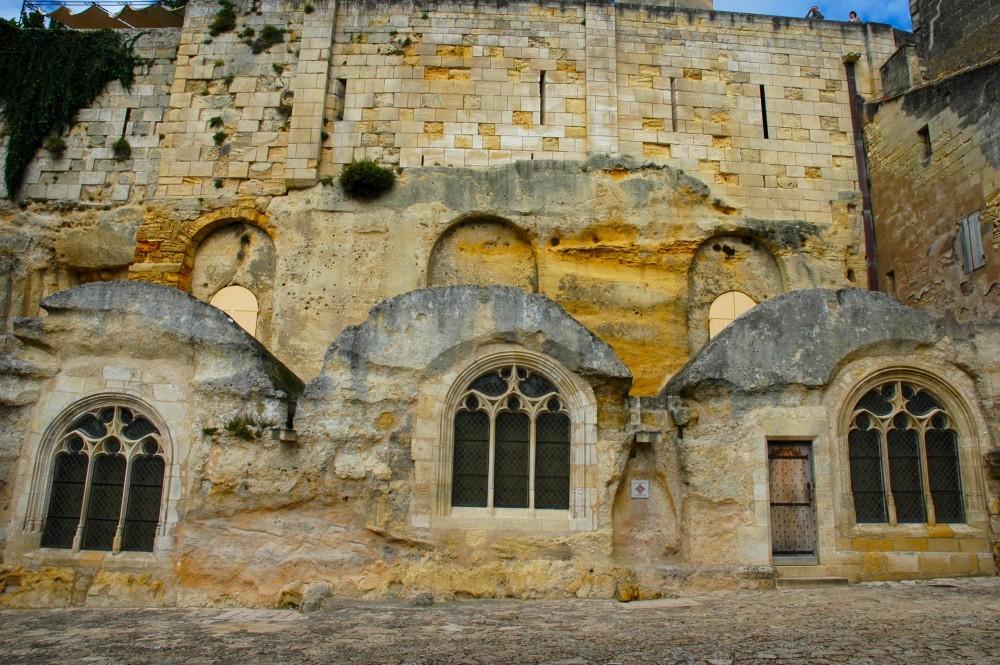 Saint emilion souterrain site de l 39 office de tourisme du grand saint emilionnais - Office du tourisme st emilion ...
