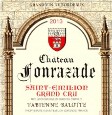 Château Fonrazade