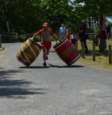 Club des Rouleurs de Barriques de Lussac - Saint-Émilion