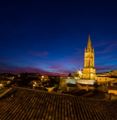 Saint-Emilion sous les étoiles