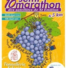 Semi-marathon des satellites de Saint-Emilion
