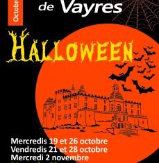Halloween au Ch�teau de Vayres