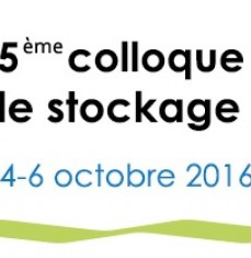 5� colloque international du stockage g�ologique du CO2