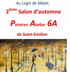 Salon d'Automne de l'Association 6A