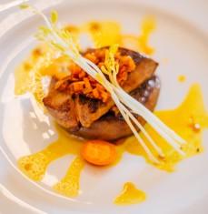 Cours de cuisine sp�cial foie gras