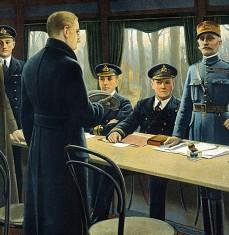 Comm�moration de l'Armistice du 11 Novembre 1918