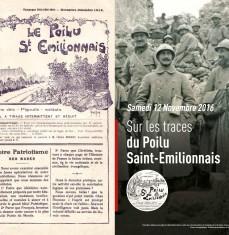 Comm�moration du Centenaire de la guerre 1914-1918