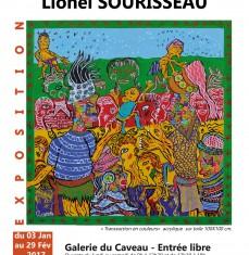 Exposition de peintures de Lionel Sourisseau