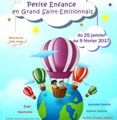 Quinzaine de la Petite Enfance du Grand Saint-Emilionnais