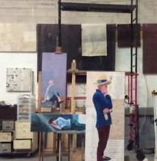 Exposition de peintures - Philippe SEROND