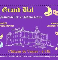 Grand Bal des Damoiselles et Damoiseaux