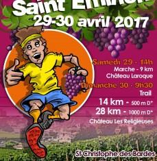 Trail de Saint-Emilion