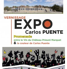 Exposition de Carlos Puente