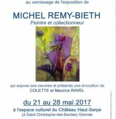 Exposition Michel Remy-Bieth