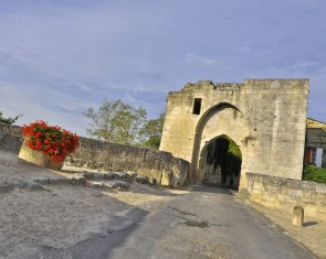 BRUNET GATE AND THE REMPARTS