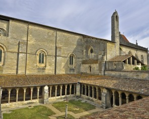THE COLLEGIATE CHURCH AND ITS CLOISTER