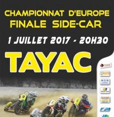 Finals European Championships for Side-Car