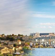 Bordeaux & Saint-Émilion: sitios Unesco