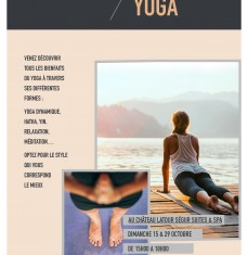 Yoga discovery workshop