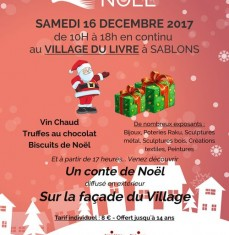 The Book Village celebrates Christmas!