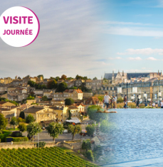 UNESCO de Saint-Emilion à Bordeaux