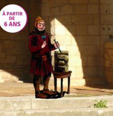 Raconte-Moi Saint Emilion, Pierre, le tailleur de pierre (à partir de 6 ans)
