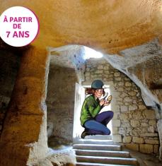 Raconte-Moi Saint Emilion, Enquête dans les souterrains (à partir de 7 ans)