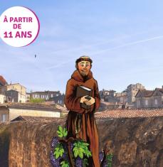 Saint-Emillion : au fil du temps (à partir de 11 ans)
