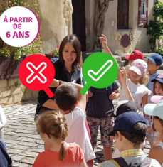Raconte-Moi Saint Emilion, Détecteur de mensonges ( à partir de 6 ans)