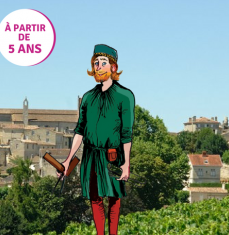 Raconte-Moi Saint Emilion, Drôles d'Hystoires ! (à partir de 5 ans)