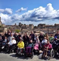 Visite sur les hauteurs - Tourisme et Handicap