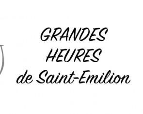"""Las """"Grandes Heures de Saint-Emilion"""""""