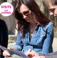 Treasure hunt in Saint-Émilion