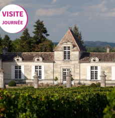 Travel back in time from Saint-Émilion to the prestigious family Anglade