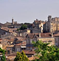 Saint-Émilion, pueblo UNESCO