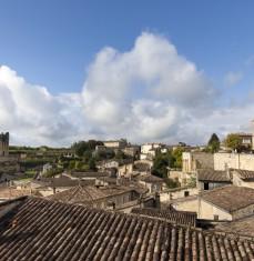 Saint-Emilion :  la visite de ville