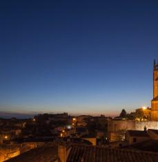Saint-Emilion bajo las estrellas