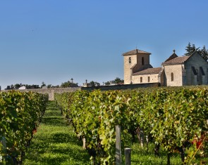 2️⃣ The first vineyard listed by Unesco as a World Heritage Site