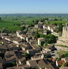 Saint-Émilion, pueblo Unesco (visita privada)