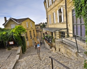 Steep streets or Tertres