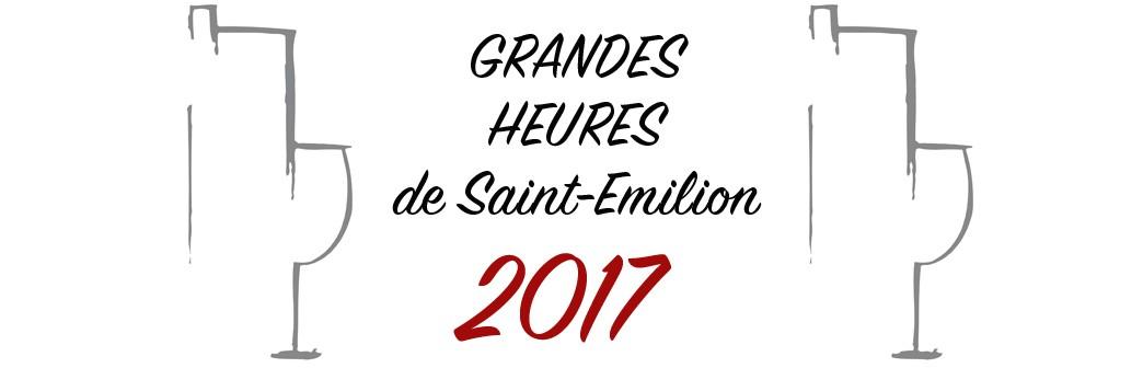 Les grandes heures de saint emilion site de l 39 office de tourisme du grand saint emilionnais - Office du tourisme de saint emilion ...