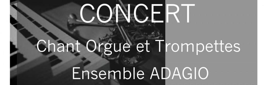 Concert Orgues et Trompettes