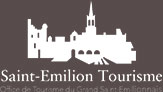 Saint Emilion : Office du Tourisme